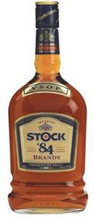 Stock Brandy 84 VSOP 80@ 750ml